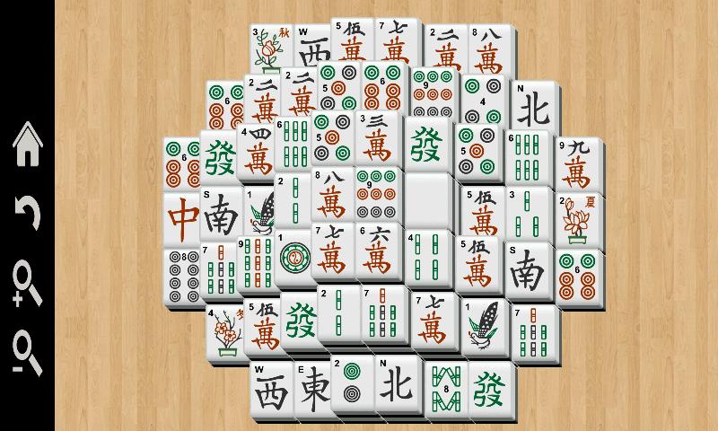 Screenshot for mahjong-game