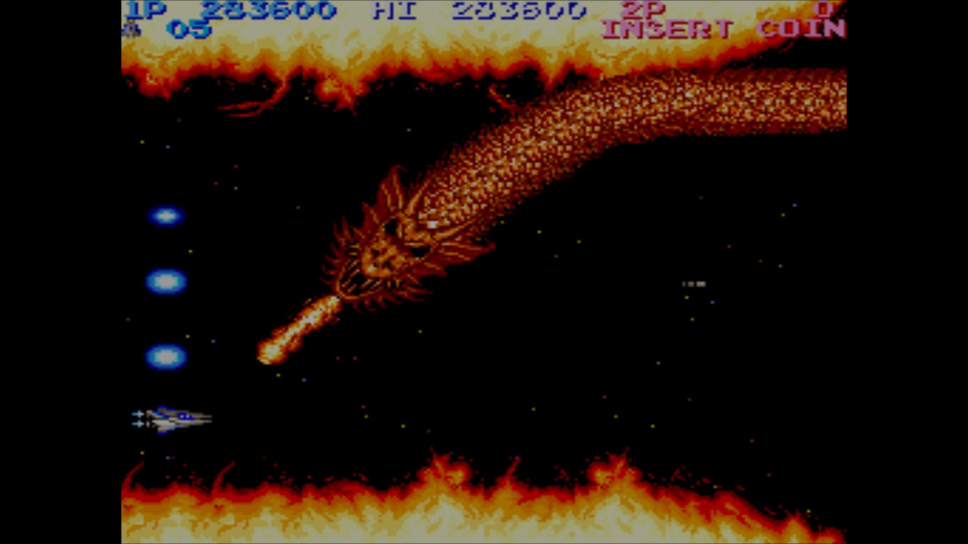 Screenshot for mame