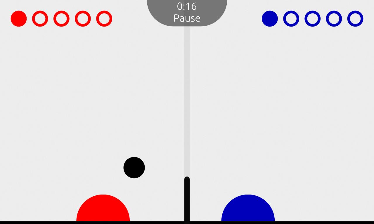 Screenshot for volleyball2d