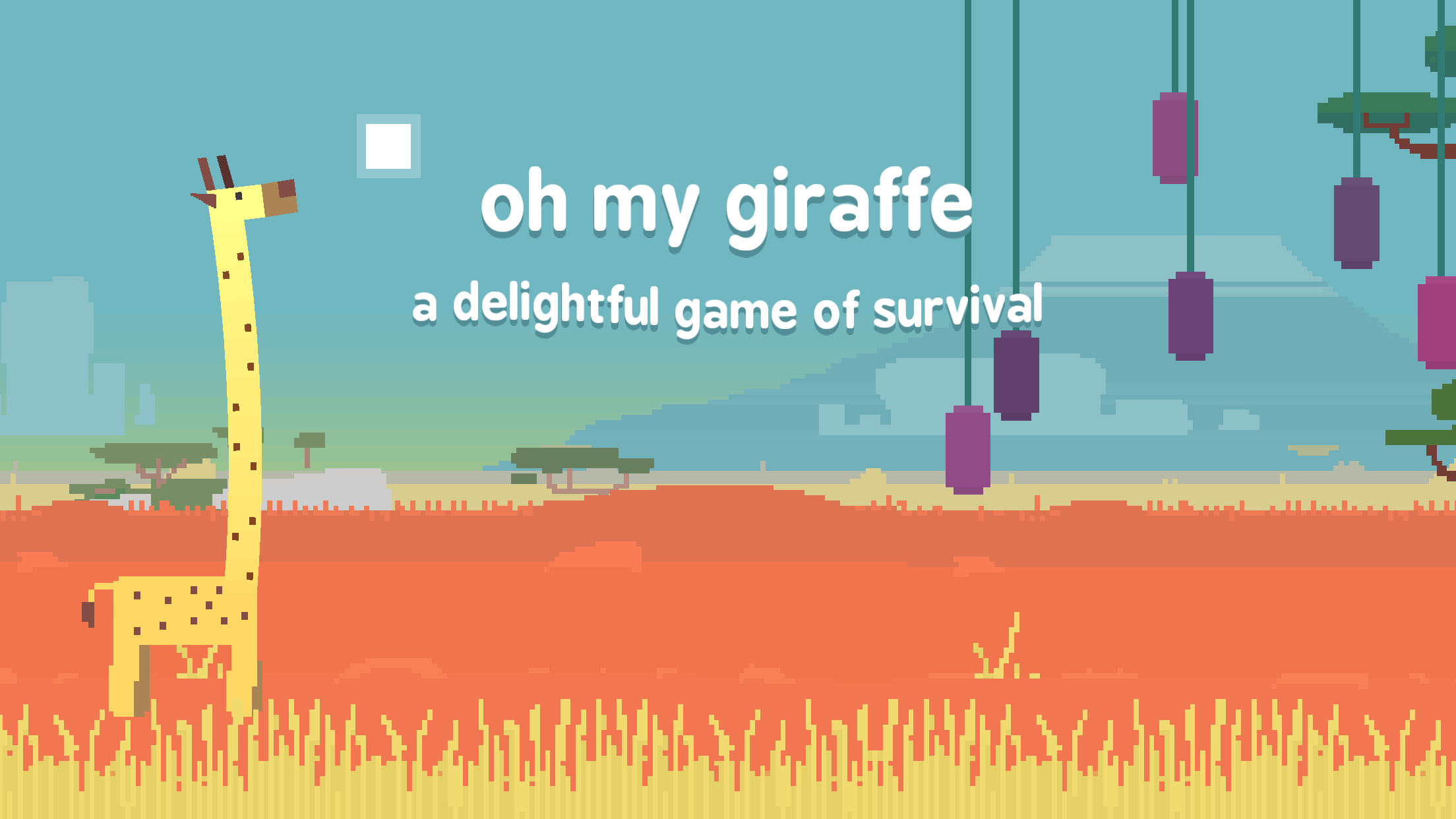 Screenshot for oh my giraffe