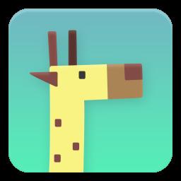 oh my giraffe snap