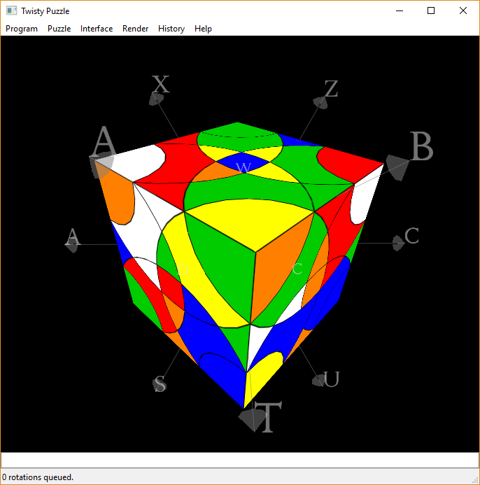 Screenshot for twistypuzzle