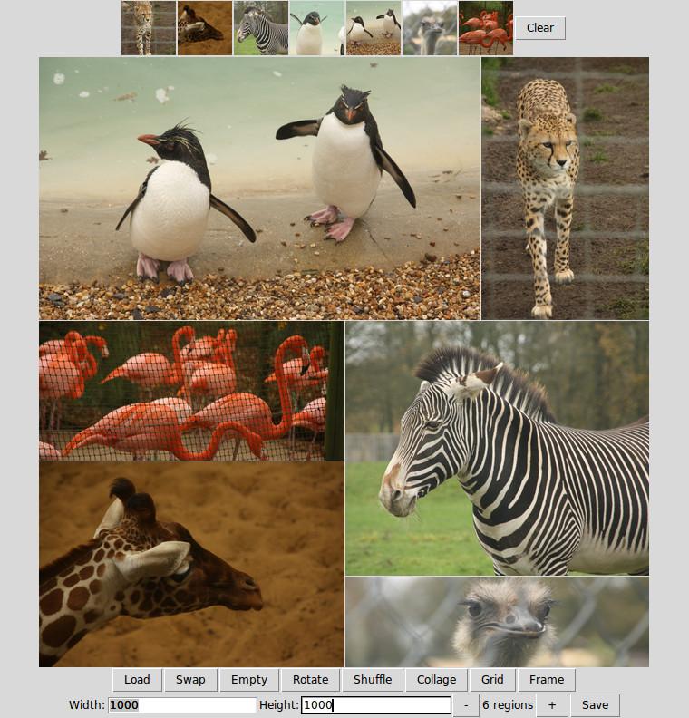 Screenshot for mountain-tapir