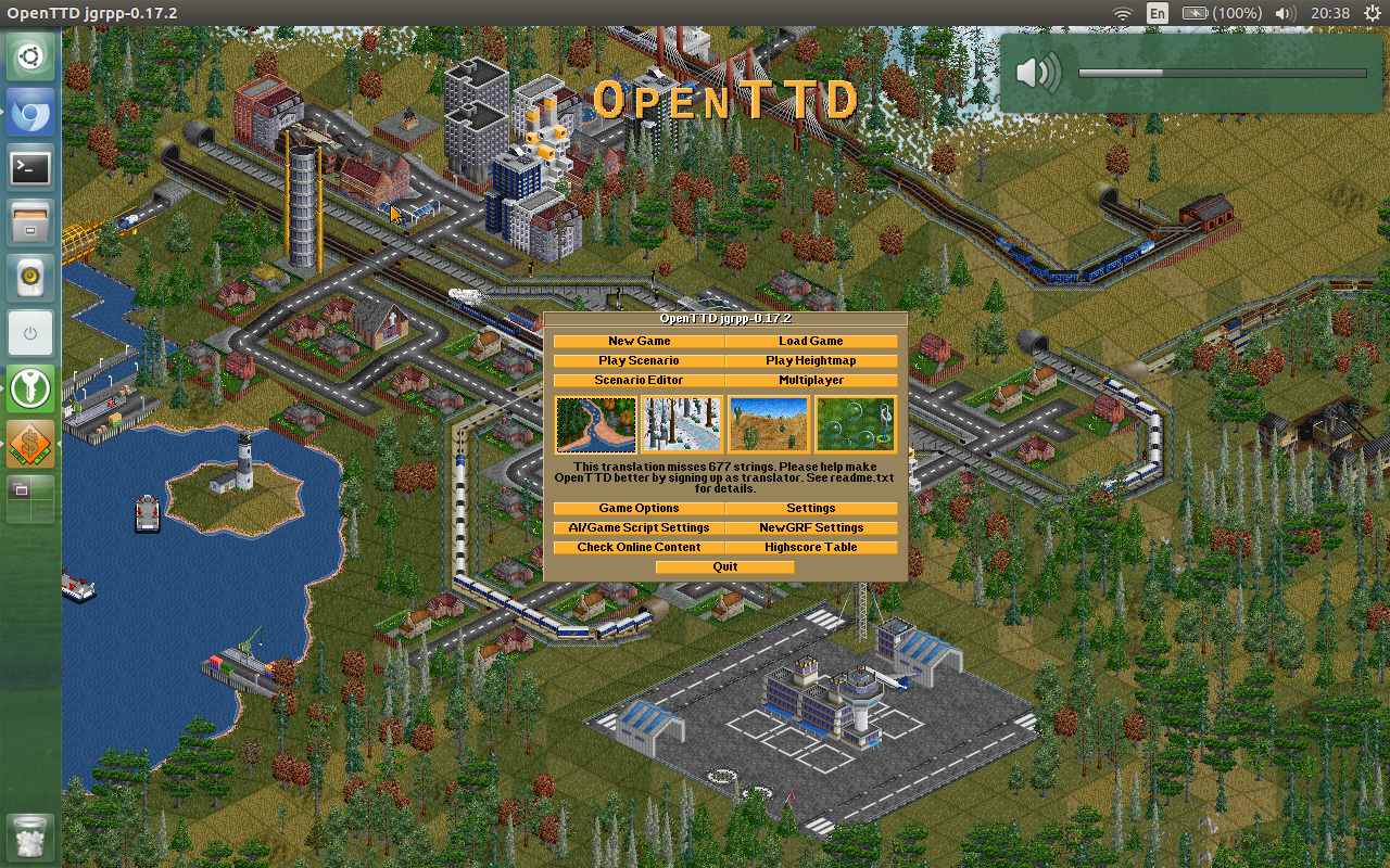 Screenshot for openttd-jgrpp-casept