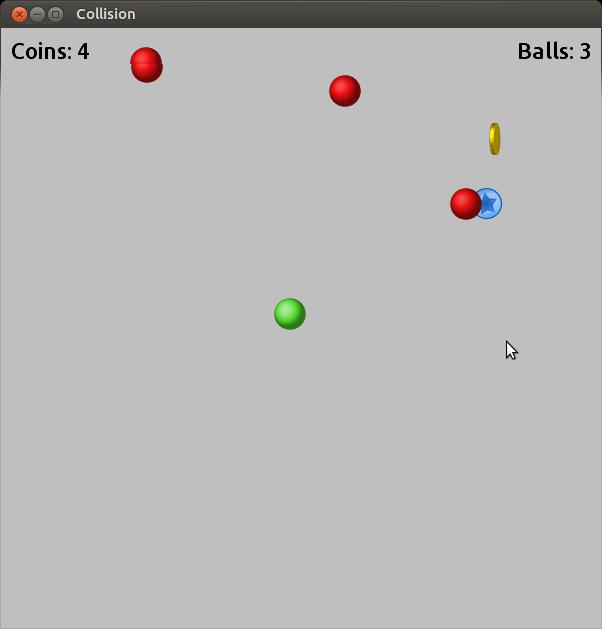 Screenshot for Collision