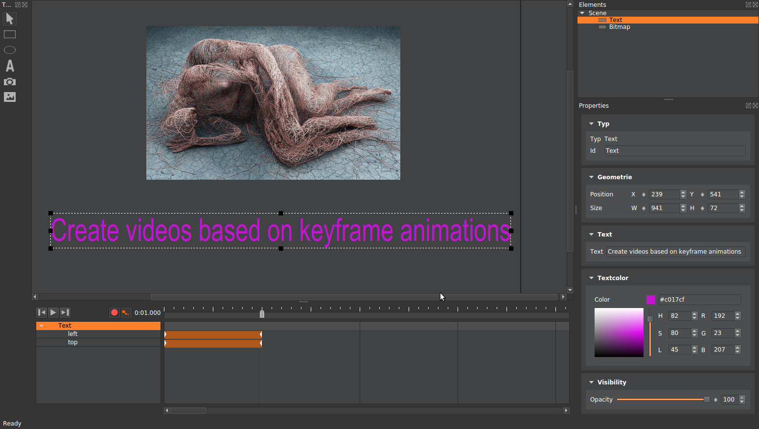 Screenshot for AnimationMaker