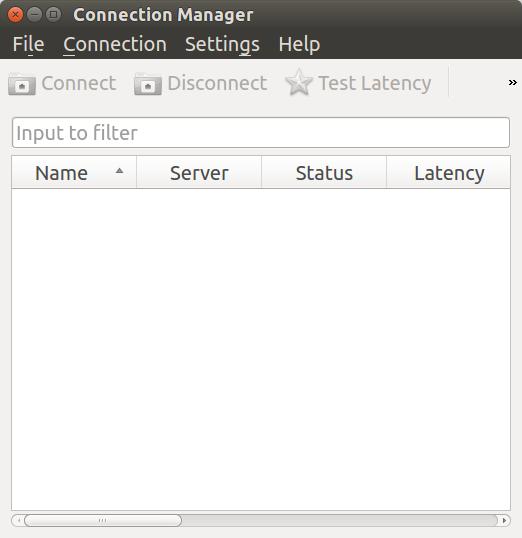 Screenshot for ss-qt