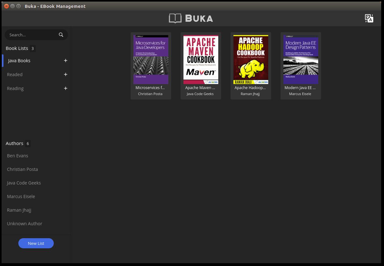 Screenshot for Buka