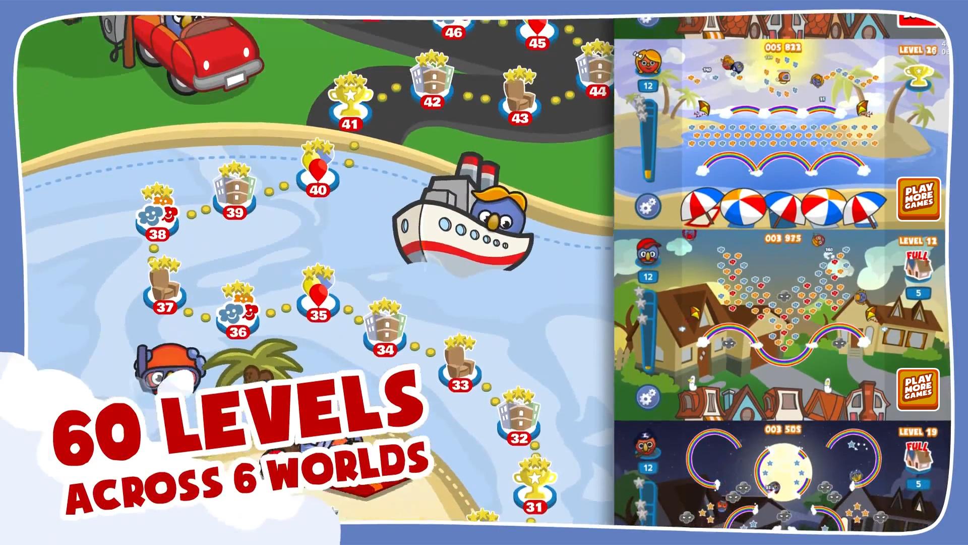 Screenshot for pin-town