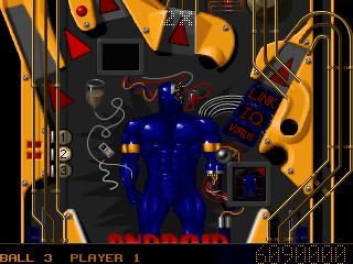 Screenshot for epicpinball