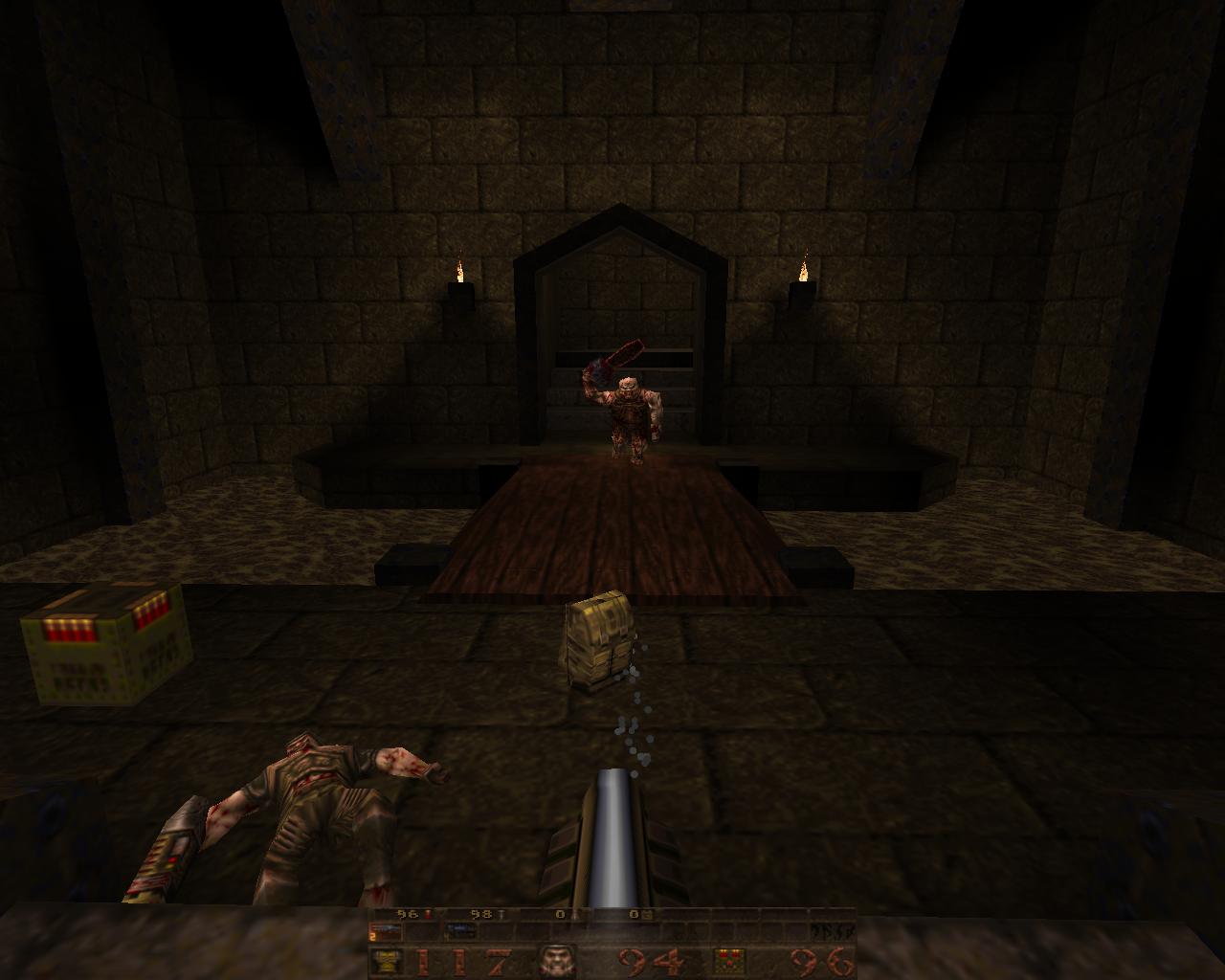 Screenshot for quake-shareware