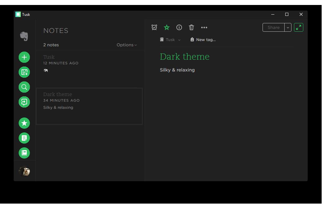 Screenshot for Tusk