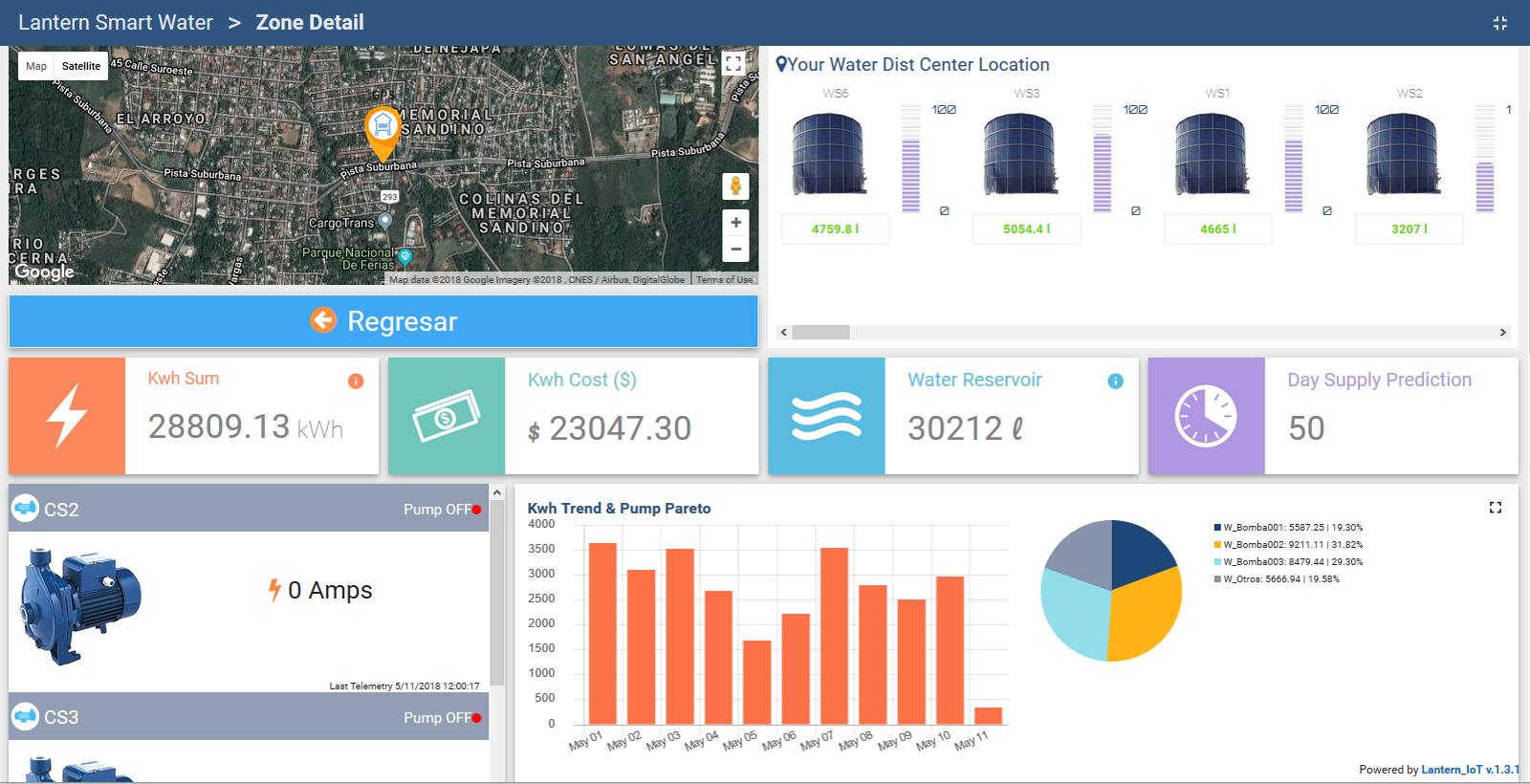 Screenshot for Lantern Tech - Smart Water Gateway Firmware