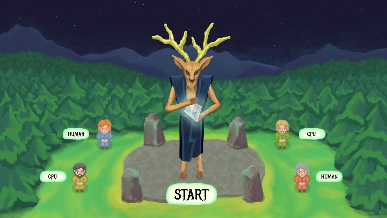 Screenshot for deerportal
