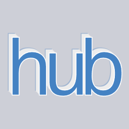 Icon for hub