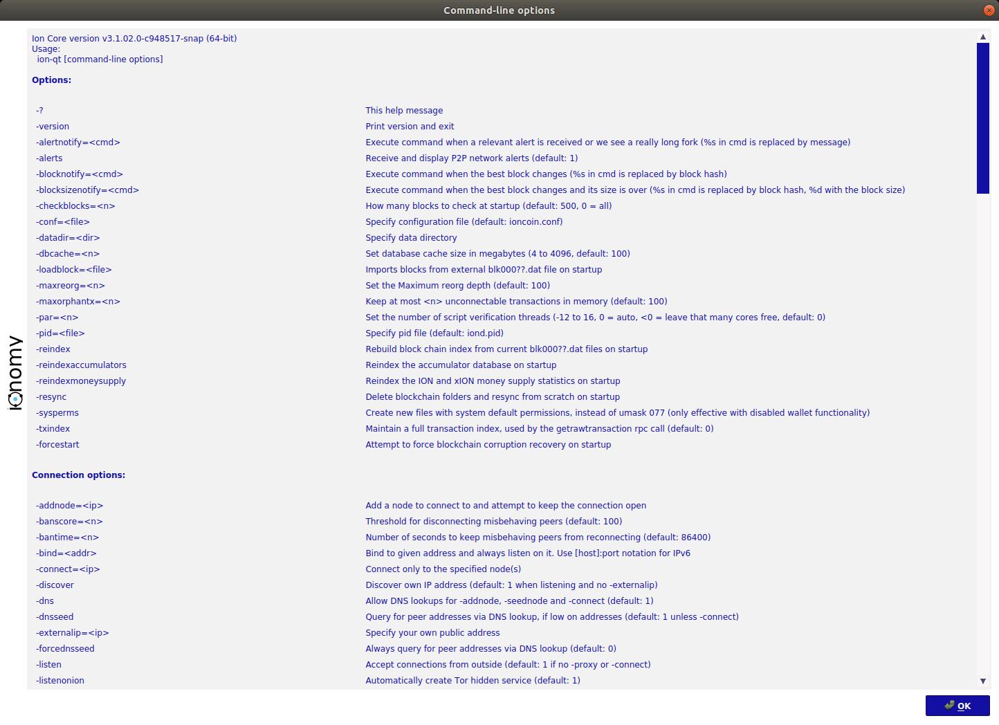uApp Explorer - ioncore