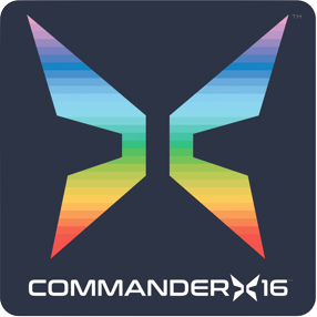 Icon for Commander X16 Emulator