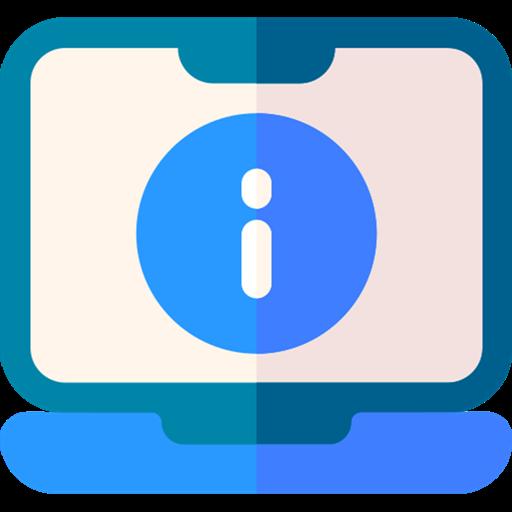 Icon for Info Center
